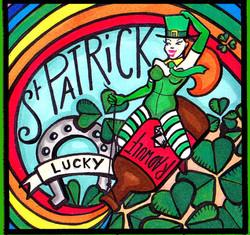 Green Beer de la Saint Patrick