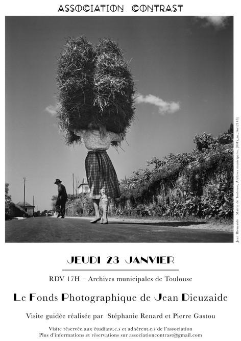 Le fonds photographique de Jean Dieuzaide