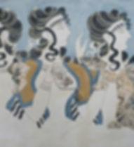 La femme de l'Antiquité à travers son co