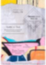 Affiche Paroles d'Art n°5 2019-2020