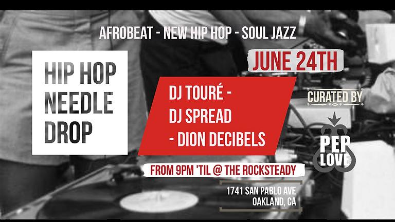 Hip Hop Needle Drop