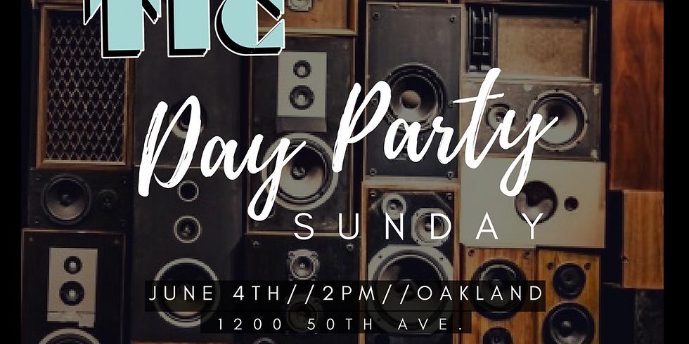 Wax Poetic Day Party Audio Exhibit