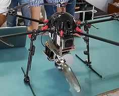 Drone com LIDAR