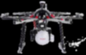 Drone para controle biologico