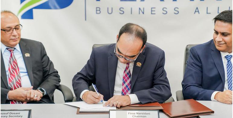 Platinum Business Alliance Launch Ceremony