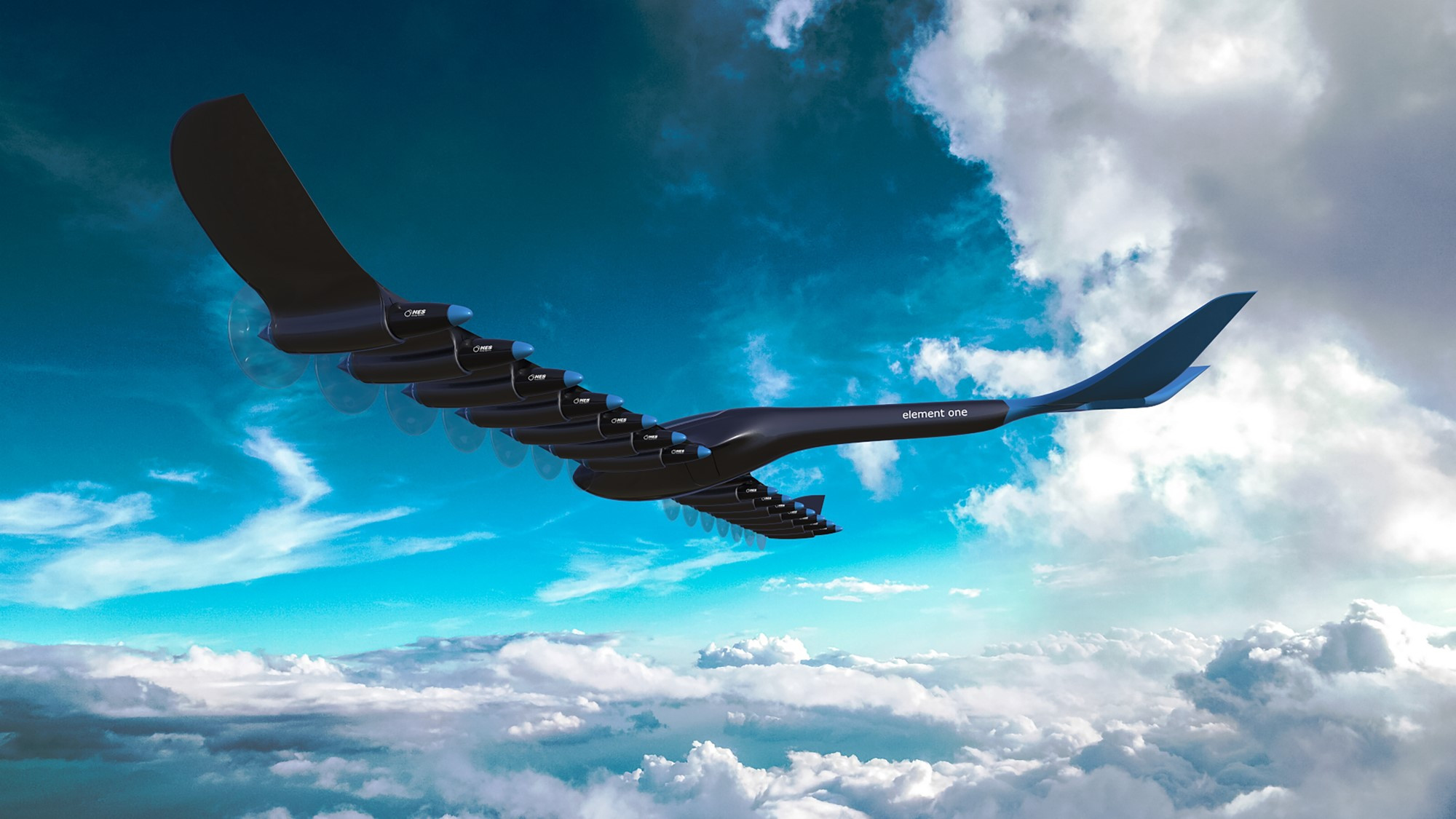 H2 AIRCRAFT | HES ENERGY SYSTEMS