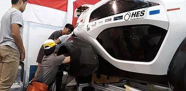 Venture 8: UrbanConcept - Hydrogen  Micro Car