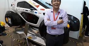 NTU Team : 1st Place under UrbanConcept - Hydrogen Car Category during Shell Eco-marathon Asia 2018