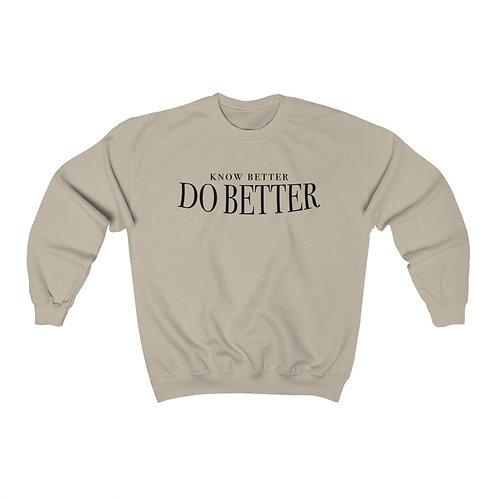 Do BETTER 2020