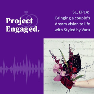 Bringing a couple's dream vision to life with Lucy from Styled by Varu