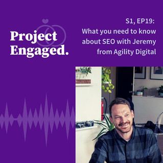 What you need to know about SEO with Jeremy from Agility Digital