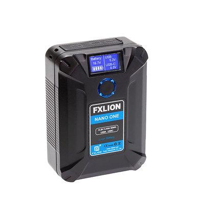 Batterie V-Lock Fxlion Nano One 50Wh
