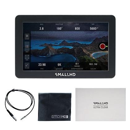 Moniteur SmallHD Focus Pro OLED pour RED KOMODO