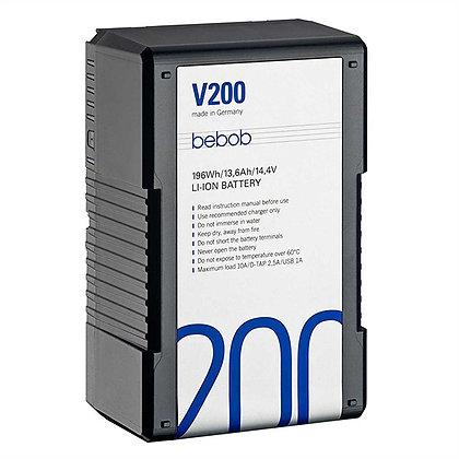 Batterie V-Lock Bebob V200