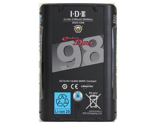 Batterie V-Lock IDX DUO-C98