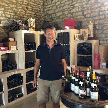 Santenay - the artisan wines of Côte de Beaune