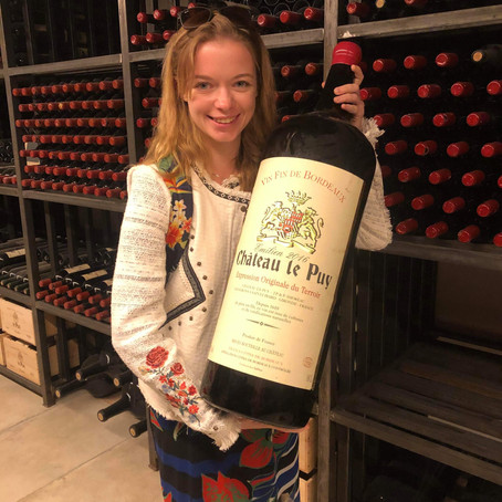 Chateau Le Puy - 400 years of natural wine in Bordeaux