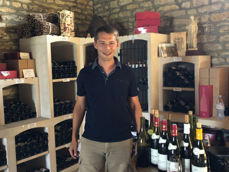 Discover Burgundy. Domaine Louis Lequin - 400 years in Santenay