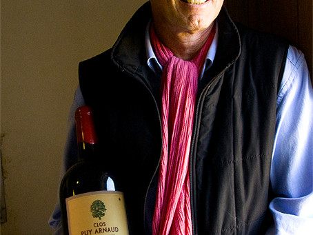 Discover The Biodynamic Bordeaux - Clos Puy Arnaud