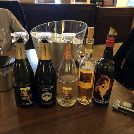 Metodo Classico Wine Trip to Contratto, Alta Langa DOCG