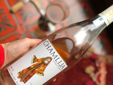 Chamlija Kehribar 2019 - the natural orange wine from Turkey
