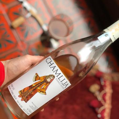 Chamlija Kehribar 2019 - the natural orange wine from Turkey