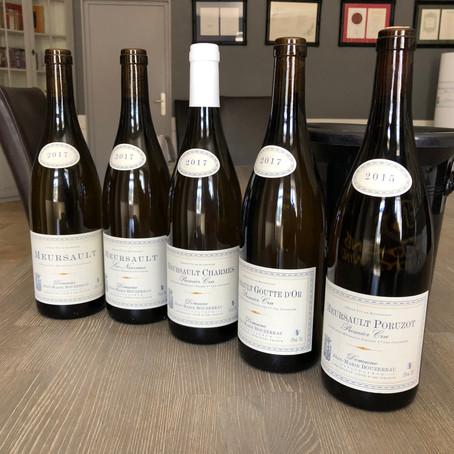 Terroirs of Meursault and Domaine Jean-Marie Bouzereau