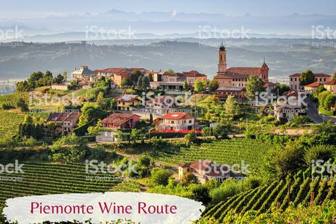 Piemonte Wine Route