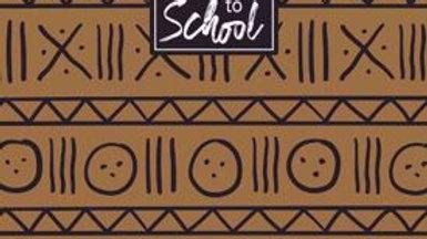 Cultural Spiral Notebook #4