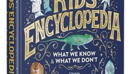Britannica All New Kids' Encyclopedia: What We Know & What We Don't (Luxury Limi