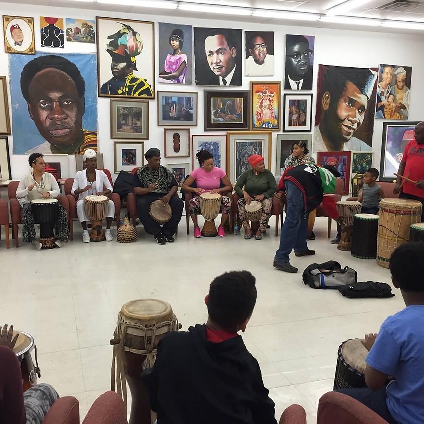 Sunday African Drum Circle