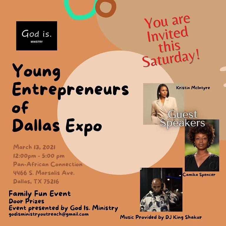 Young Entrepreneurs of Dallas Expo