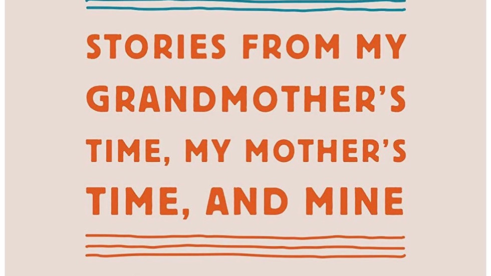 Black Is the Body: Stories from My Grandmother's Time, My Mother's Time, and Mi