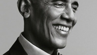 A Promised Land  by Barack Obama (available November 17)