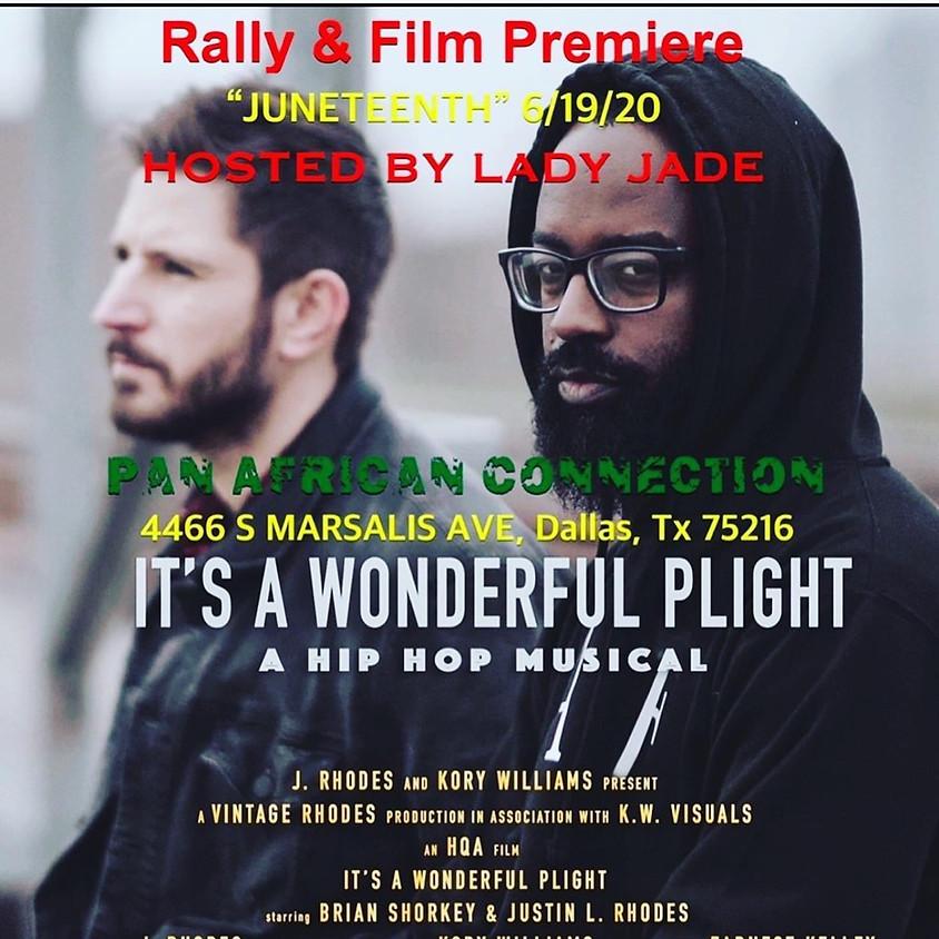 Outdoor Film Premiere, It's A Wonderful Life' A Hip Hop Musical