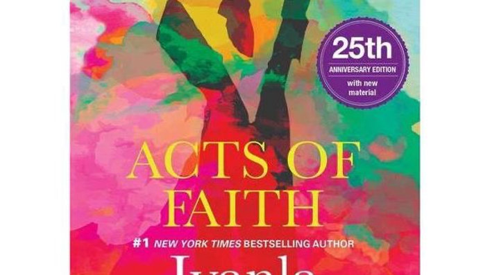 Acts of Faith : Daily Meditations for People of Color - by Iyanla Vanzant (Paper