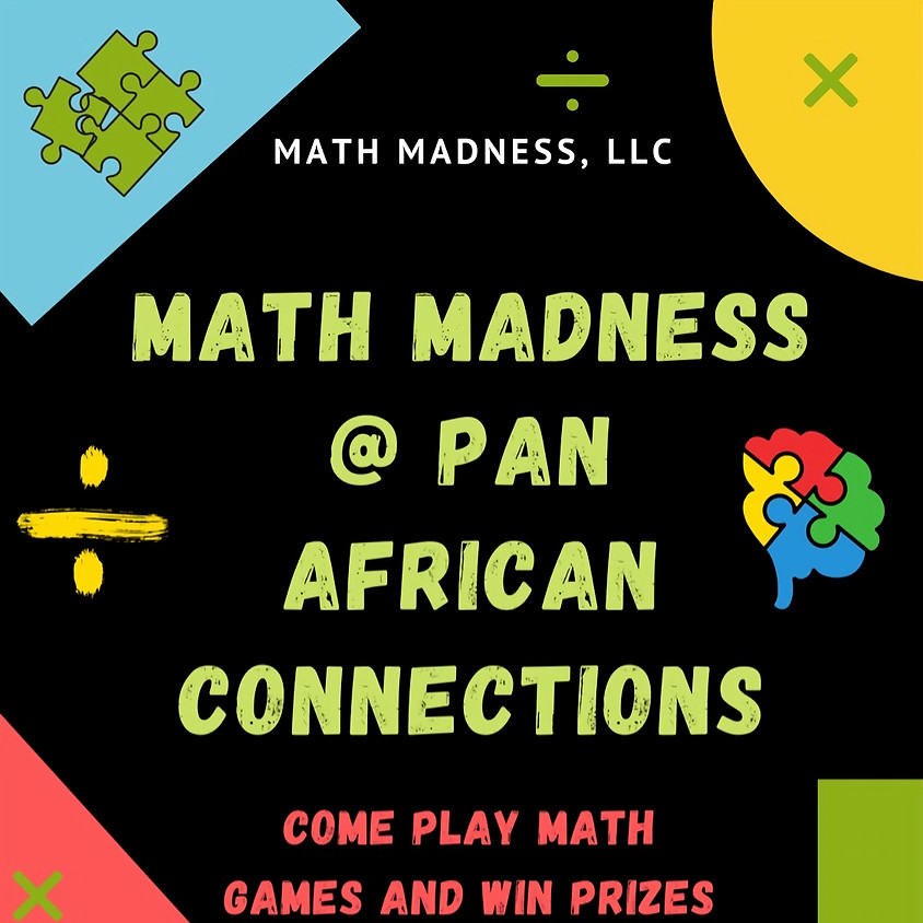 Math Madness; Math Games and Prizes