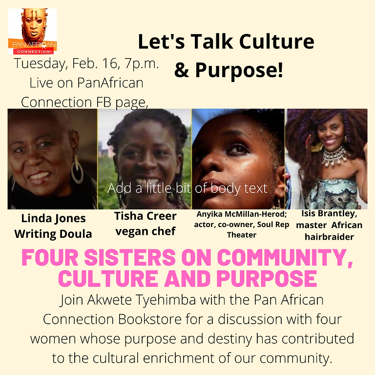Lets Talk Culture and Purpose