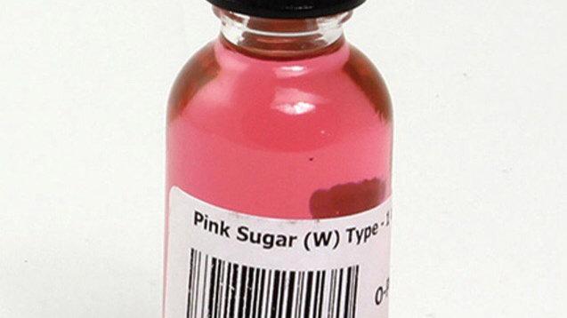 Pink Sugar Body oil 1 once bottle