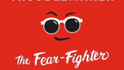 Professional Troublemaker THE FEAR-FIGHTER MANUAL By Luvvie Ajayi Jones