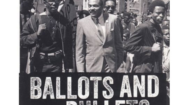 Ballots and Bullets Black Power Politics and the Urban Guerrilla Warfare in 1968