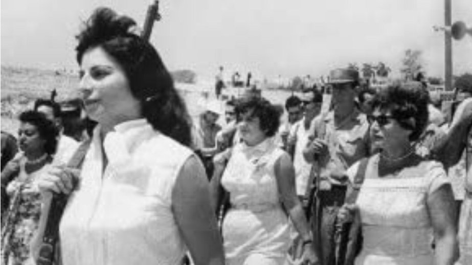 Women in Cuba: The making of a revolution within the revolution. From Santiago