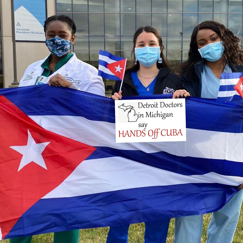 'Texas Says Hands Off Cuba'