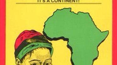 Africa Is Not a Country : It's a Continent... by Arthur Lewin