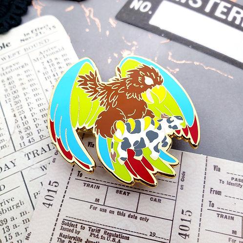 Thunderbird Enamel Pin