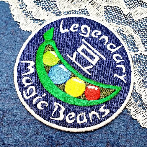 Legendary Magic Beans Iron On Patch