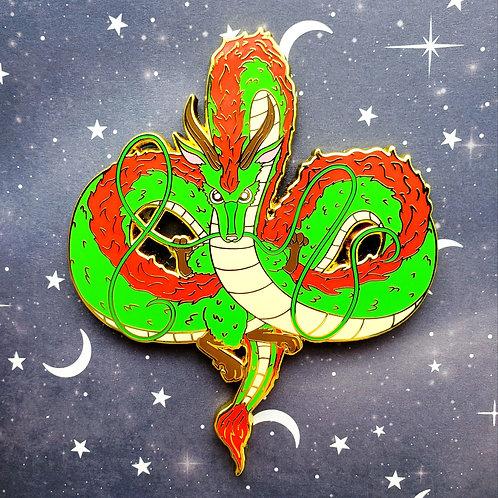 XL Fantasy Dragon - Sriracha