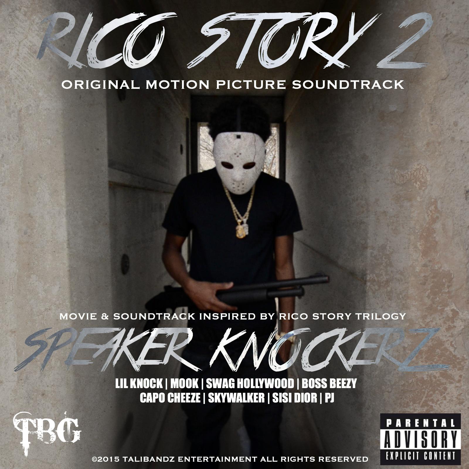Rico Story 2 (Soundtrack