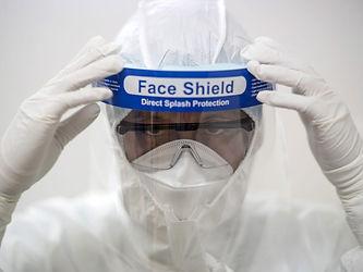 Medical Face Shield-3