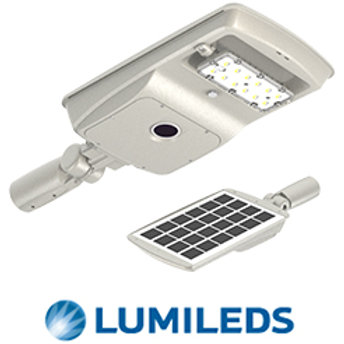 Solar LED Street Light 30W